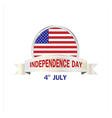 American Independence Day1 vector image