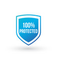 100 protected guard shield concept 100 safety
