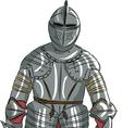 armor b vector image vector image