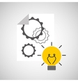 business concept design vector image vector image