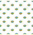 comic boom wtf pattern seamless vector image