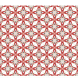 simple abstract seamless ornament pattern vector image vector image