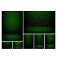 Studio light background vector image vector image