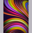 abstract geometrical template background vector image vector image