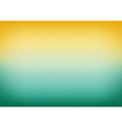 Yellow Green Spring Gradient Background vector image vector image
