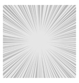 Comics Radial Speed Lines graphic effects vector image vector image