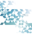 creative abstract triangle pattern polygonal
