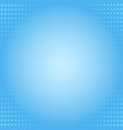 pop art background blue background halftone dot vector image vector image