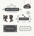 Wedding invitation design element editable vector | Price: 1 Credit (USD $1)