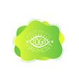 yoga studio template ayurvedic harmony design vector image vector image