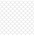 simple seamless fish scale pattern vector image vector image