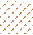 stick for honey pattern seamless vector image vector image