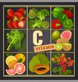 vitamins box image vector image vector image