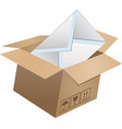 business symbols in box - 07 vector image vector image