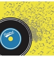 music design vector image vector image