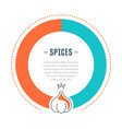 website banner and landing page spices vector image vector image