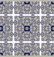 Gorgeous seamless pattern azulejo
