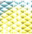 geometric technology background with gear shape vector image vector image