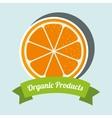 organic products farm fresh vector image