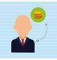Money Saver design vector image vector image
