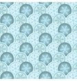 winter modern geometric seamless pattern ornament vector image vector image