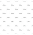 yacht pattern seamless vector image