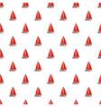 yacht modern pattern seamless vector image
