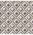 Fashion geometrical pattern with diamonds vector image vector image