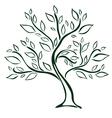 tree design element vector image