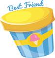 Best Friend vector image vector image