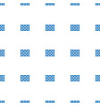 brick wall icon pattern seamless white background vector image vector image