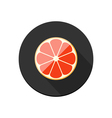 Grapefruit Icon vector image