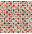retro farm seamless pattern vector image vector image