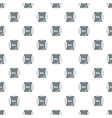 scroll pattern seamless vector image