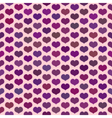 Seamless Pink pattern for a Valentine Day vector image