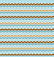 wave pattern seamless vector image vector image