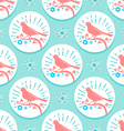 background wrapping paper vector image vector image