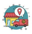 online food order vector image