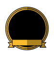 taxi service emblem icon vector image