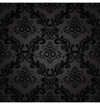 Damask Vintage Floral Seamless Pattern Background vector image vector image