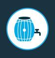 container icon colored symbol premium quality vector image