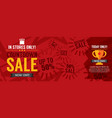 countdown sale promotion banner
