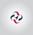 compass logo vector image