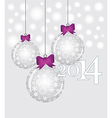 20 14 Decorations vector image