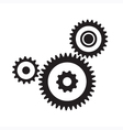 Gears And Cogs vector image vector image