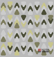 abstract background with military protective vector image