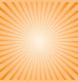art sunny striped background vector image