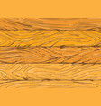 background with wooden texture cartoon stylized vector image vector image