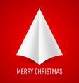 MERRY CHRISTMAS Corner paper 07 vector image