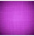 Purple fabric texture vector image vector image